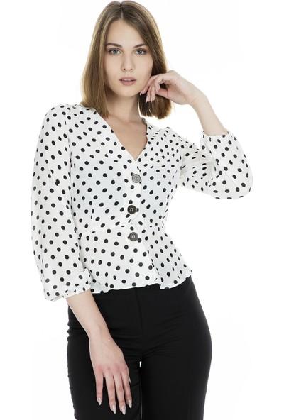 Lela Kadın Gömlek 50355