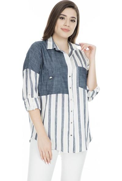 Lela Kadın Gömlek 50370