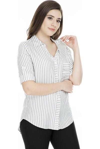 Lela Kadın Gömlek 50371