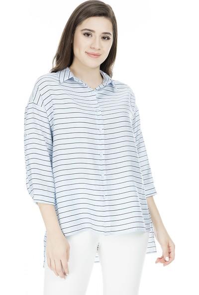 Lela Kadın Gömlek 50372