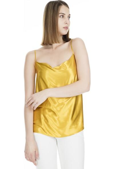 Lela İp Askılı Bluz Kadın Bluz 81198