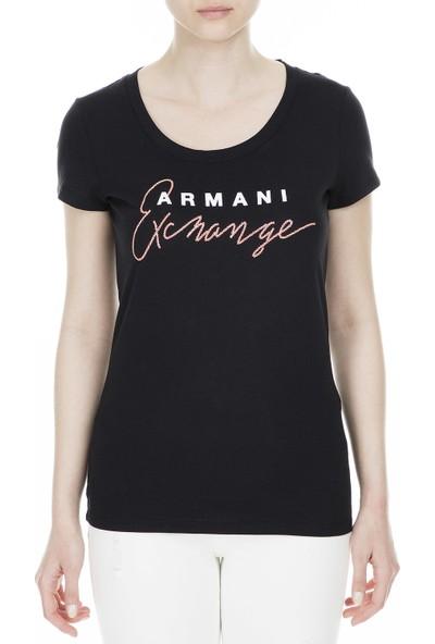 Armani Exchange Kadın T Shirt 3Gytch Yjx9Z 1200