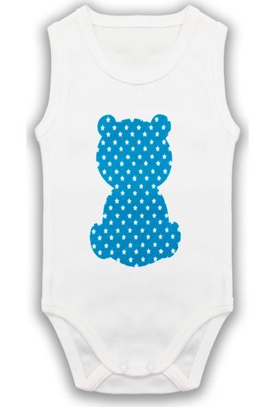 By Leyal For Kids Unisex Bebek Askılı Çıtçıtlı Body