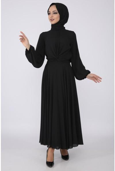 Puane Kadın Siyah Takım