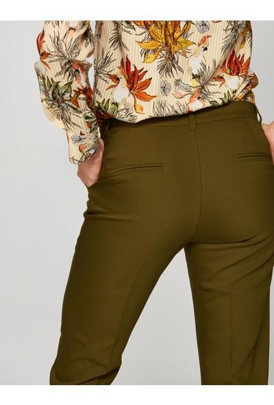 Faik Sönmez Kadın Pantolon 38084