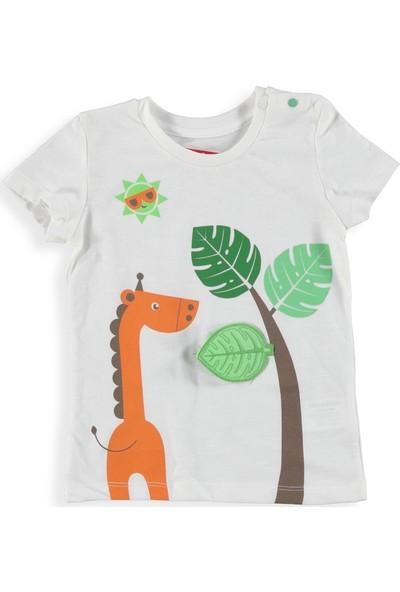 Fisher-Price Orman Baskılı T-Shirt