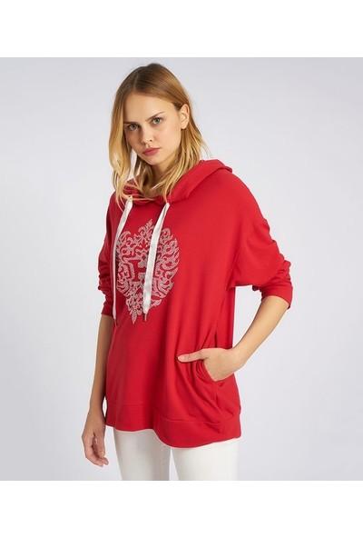 Home Store Kadın Sweat - SwShirt 19250918091