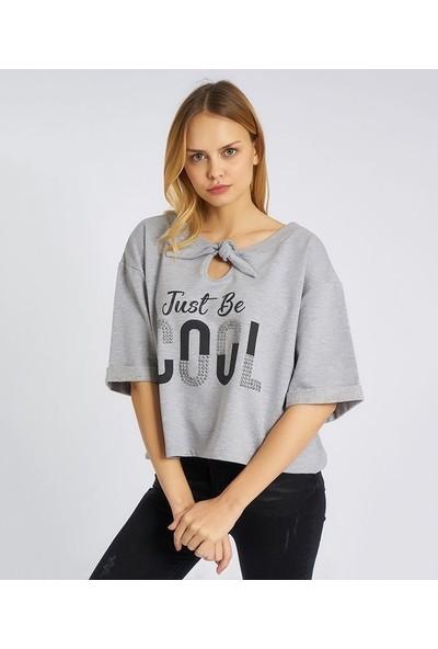Home Store Kadın Sweat - SwShirt 19250219052