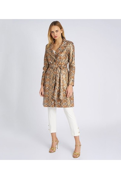 Home Store Kadın Trenchcoat 19101091425
