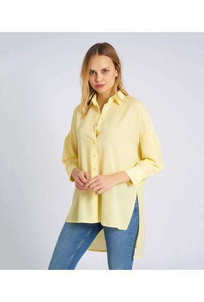 Home Store Kadın Gömlek 19230003042