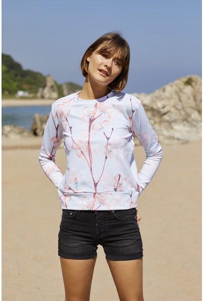 Five Fiction Kadın Sweatshirt