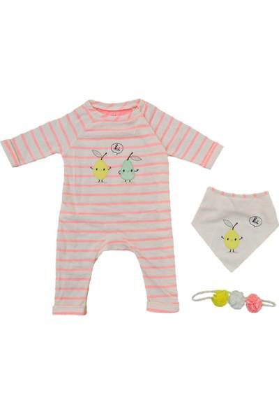İdil Baby Bebek Tulum Takım 12138