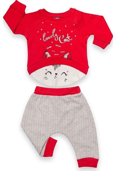 Babycool Lovely Cat 2'li Bebek Takımı 44287