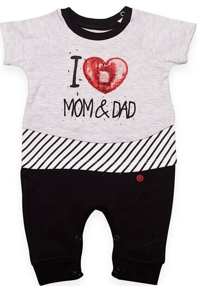 Babycool Mom Dad Bebek Tulumu 48759
