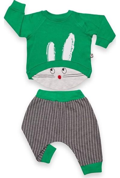 Babycool Tavşanlı 2'li Bebek Takımı 41966