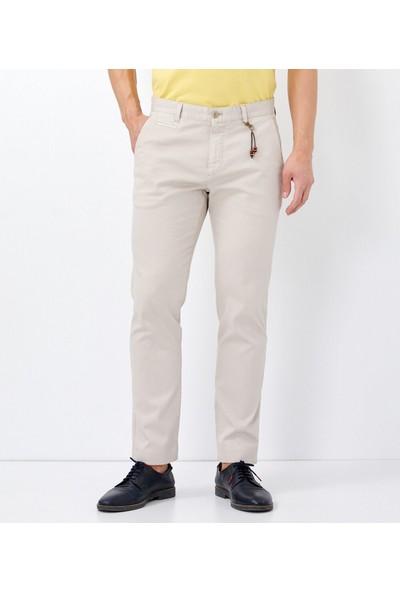 Çift Geyik Karaca Erkek 6 Drop Casual Pantolon Taş