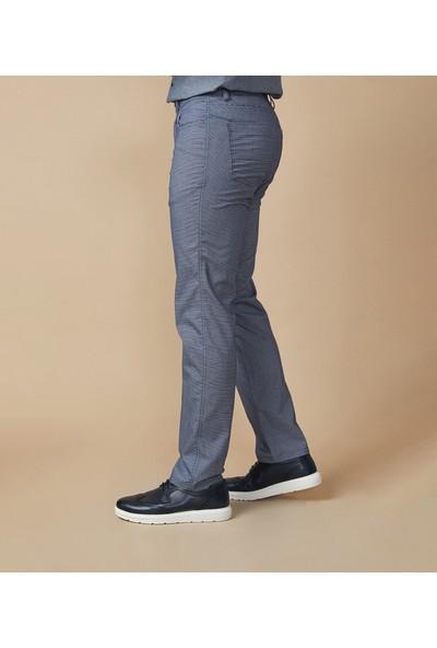 Çift Geyik Karaca Erkek 6 Drop Pantolon Lacivert