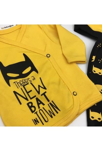 Minizeyn Batman 5 Li Zıbın Takım