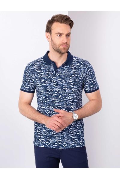 Pierre Cardin Erkek T-Shirt 50210519-Vr033