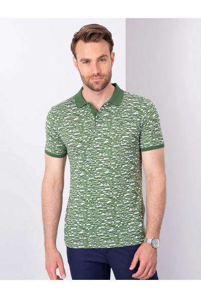 Pierre Cardin Erkek T-Shirt 50210519-Vr054
