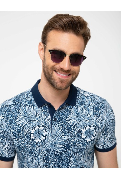 Pierre Cardin Erkek T-Shirt 50210521-Vr033
