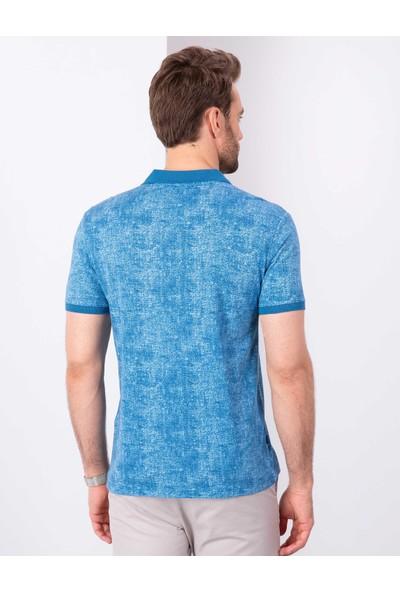 Pierre Cardin Erkek T-Shirt 50210522-Vr028