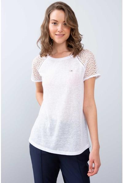 U.S. Polo Assn. Kadın T-Shirt 50202089-Vr013