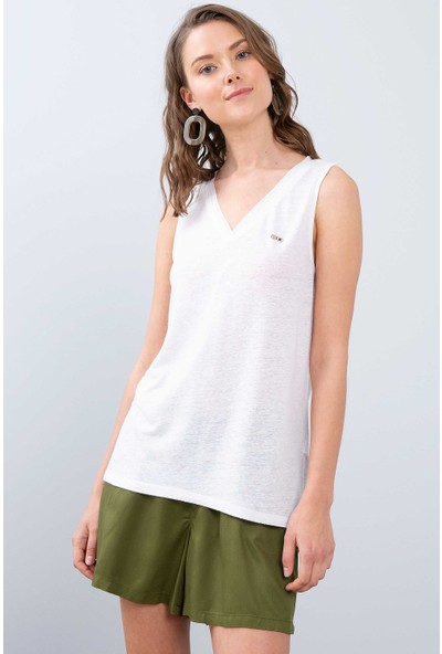 U.S. Polo Assn. Kadın T-Shirt 50202173-Vr013