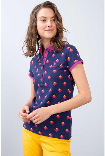 U.S. Polo Assn. Kadın T-Shirt 50202778-Vr033