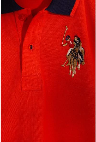 U.S. Polo Assn. Erkek Cocuk T-Shirt 50199224-Vr031
