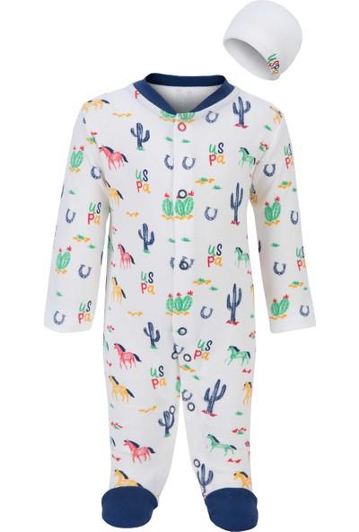U.S. Polo Assn. Erkek Bebek Örme Takım 50205115-Vr033