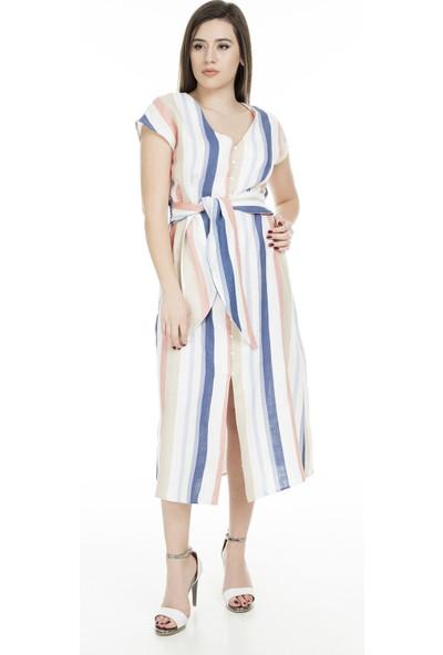 Lela Uzun Elbise Kadın Elbise 04661305