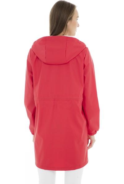 Pieces Pcbobbi Raincoat Kadın Yağmurluk 17094977