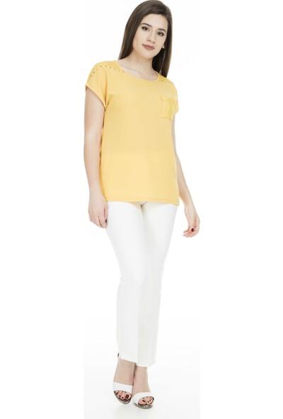 Camelia Bluz Kadın Bluz 19E006