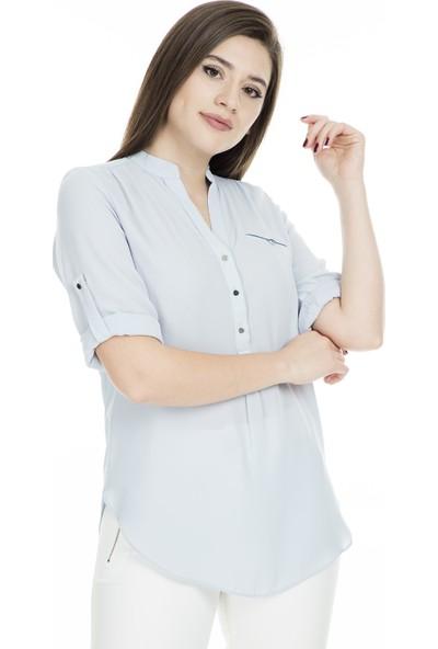 Lela Kadın Gömlek 5546