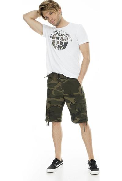 Jack&Jones Jeans İntelligence Jjianakin Short Erkek Short 12150738