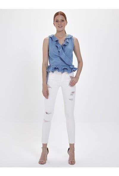 Loft 2021119 Kadın Gömlek