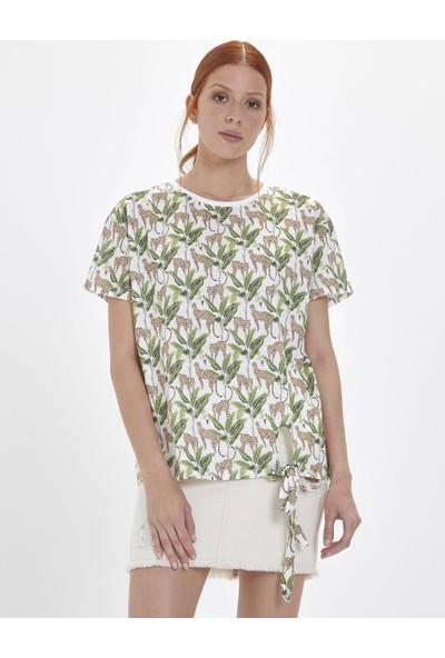 Loft 2022831 Kadın T-Shirt
