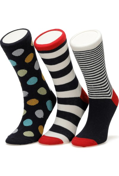 I Cool Pop Puan 3 Lu Skt-B Lac Erkek Çocuk Soket Çorap
