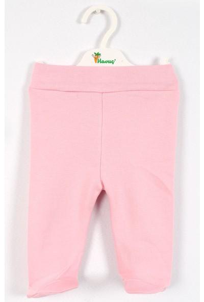 Havuç PP01 Bebek Patikli Pantolon