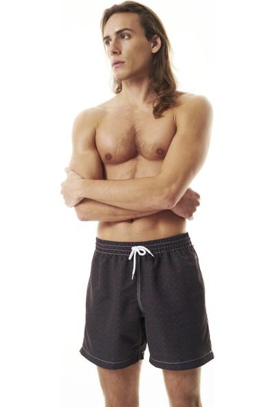 Shikoo Swimwear Beli Lastikli Erkek Şort Mayo