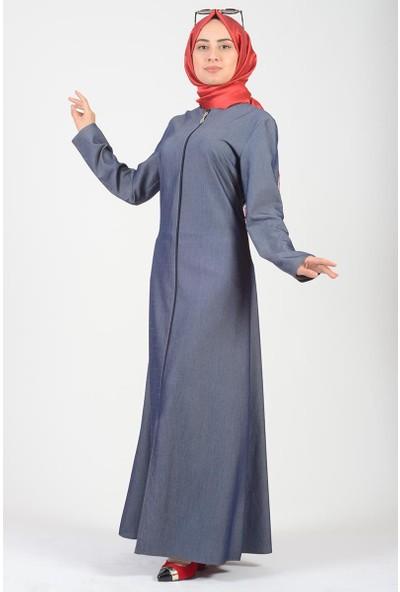 Abiye Sultan Kadın Tencel Kot Ferace