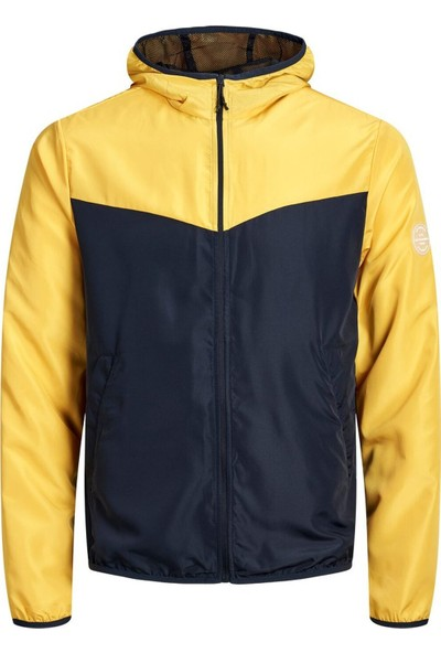 Jack & Jones 12152022 Erkek Jorvıbe Lıght Jacket Ceket Yolk Yellow