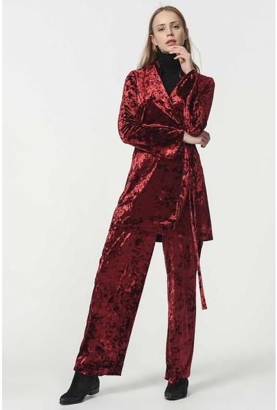 Mizalle Kadife Kimono