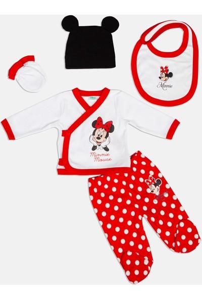 Disney Minnie Mouse Yenidoğan 5'li Set 14458