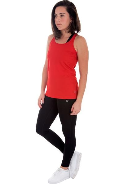 Lfm Kırmızı Askılı Spor Atlet