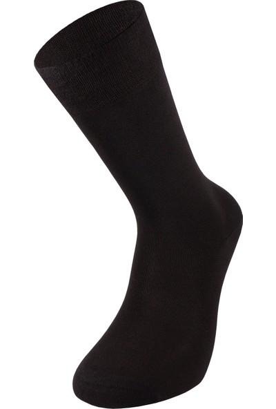 Calverton 6 Çift Bambu Yazlık İnce Erkek Çorap CCS-BP30-E6-00