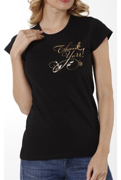 Hmd Kadın Baskılı T-Shirt
