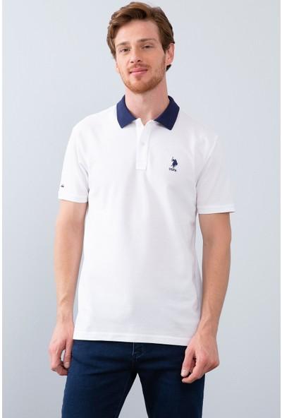 U.S. Polo Assn. Erkek T-Shirt 50206183-Vr013