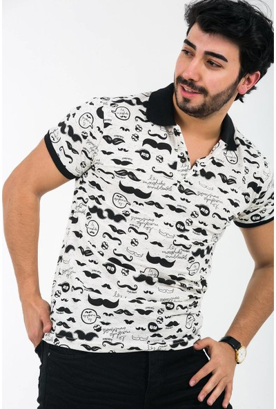 Ftx 7772 Slim Fit Polo Yaka T-Shirt